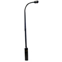 Astatic 920A Black Mini Gooseneck Microphone