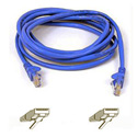 Belkin Cat5e Network Cable (6 Ft.) Blue