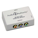 Audio Authority 1182 Passive Video DC Blocker