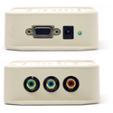 Audio Authority 9A60A VGA to Component Video Transcoder