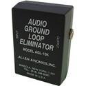 Allen Avionics AGL-10K Audio Ground Loop Isolation Transformer