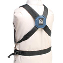 Padded Audio Harness Less Belt