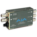 AJA D5PSW SDI Protection Switch and Loss of Signal Detector