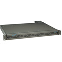 AJA FR1 1RU 4 Slot Rackmount Frame 40W Forced Air Cooling Single Pwr Sup