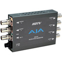 AJA GEN10 HD-SD Sync Generator10 Blackburst & Tri-level Sync Generator