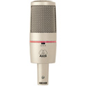 AKG 3 Pattern Stage and Studio Condenser Mic with Shock Mount