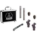 AKG C451B/ST Matched pair of C 451 B Cardioid Condenser Mics