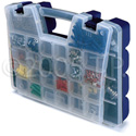 15 x 11 x 3-1/4 Logic Lid Connector & Adapter Storage Organizer