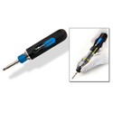 AutoLoader Multibit Screwdriver with Revolving Bit Magazine
