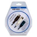 Alesis USB-MIDI AudioLink Series MIDI-to-USB Cable