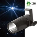 American DJ Pinspot LED 3W White LED with 12 Degree Beam Angle