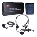 Amplivox S1612 Wireless Lapel and Headset  Mic Kit