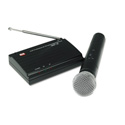 Amplivox S1620 Wireless Handheld VHF Mic Kit