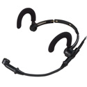 Amplivox S2046 Aerobic Electret Headset Mic Upgrade - Omnidirectional