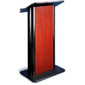 Amplivox SN3100 Sippling Seattle Java Contemporary Lectern w/ Flat Front Design