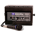 Amplivox SS1230 Mity Box Speaker with Wired Microphone