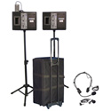 Amplivox SW227 Wireless Powered Speaker Voice Projector Kit