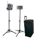 Amplivox SW6220 Kit/Hailer/WIreless/.5 Mile