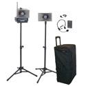 Amplivox SW630 Wireless Half-Mile Hailer Kit