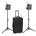 Amplivox SW640 Wireless Speaker Half-Mile Hailer Kit