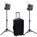 Amplivox SW642 Deluxe Wireless Speaker Half-Mile Hailer Kit