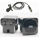Anchor AN-MINIDPLM Speaker Monitor Deluxe Package- Lapel Mic.