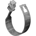 Arlington TL25P LOOP Cable Hanger - Holds 2.5in Bundle - 50pk(Silver)