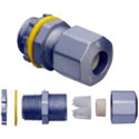 Arlington LPCG507Z 1/2 Inch Liquid Tight Strain Relief Connectors Diecast
