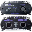 ART Pro Split High Performance 2 way Microphone Splitter