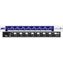 ARX 8-PRE 8 Channel Mic Preamp w/Gain Adjustments 1RU