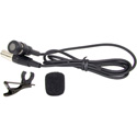 Galaxy Audio AS-LV-U3BK Uni-directional Lapel Microphone