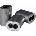 1/16 Aluminum Swage Sleeves(100 Pk)