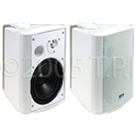 TIC ASP-120W White Weather Resistant Speakers