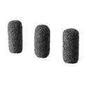 Audio-Technica AT8157 Windscreen 3-Pack - Black