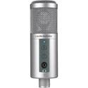 Audio-Technica ATR2500-USB Large-diaphragm Condenser Mic w/ USB output