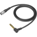 Audio Technica AT-GRcW Guitar Input Cable for Wireless