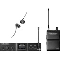 Audio-Technica M2 Wireless In-Ear Monitor System - Band L 575.000 to 608.000MHz