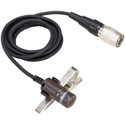 Audio-Technica AT829CW Mini Cardioid Condenser Lavalier Mic for UniPak Tx
