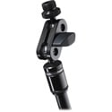 Audio Technica AT8459 Swivel-mount Microphone Clamp Adapter