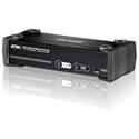 ATEN VS1504T 4-Port VGA Over Cat 5 Audio/ Video Extender / Splitter