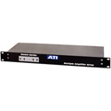 ATI MMA400-1 4-Ch Mic-to-Line Amp w/Transformer Balanced Output