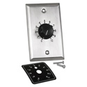 Atlas Sound E408-100 Precision Plate Mounted 100W Attenuator - 1.5dB Steps