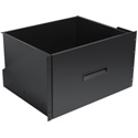 Atlas SD6-14 Recessed Storage Drawer 6RU w/ 14 Inch Extension