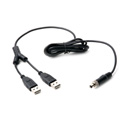 USB to 5V power Cable (locking type) - compatible to many Atlona 5V devices