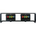 3RU Dual or Single Unit Rackmount Kit for Atomos Ninja 2 & Samurai