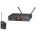 Audio-Technica ATW-2110a 2000 Series Bodypack Diversity 10 Ch UHF Mic System