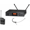 Audio Technica ATW-2192 Headworn Wireless Microphone System