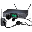 Audio-Technica 3000 Series UniPak System with Pro8HECW