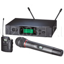 Audio Technica ATW-3110B Wireless Body Pack System (No Mic) Freq. D.