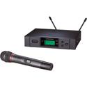 Audio-Technica ATW-3141b 3000 Series Handheld True Diversity UHF Wireless System